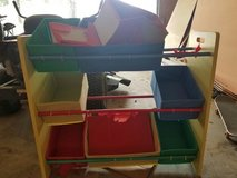 multi bin toy organizer in Fort Leonard Wood, Missouri