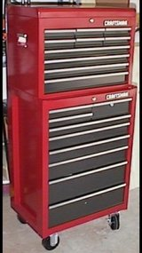 WANTED CRAFTSMAN TOOL BOX in Cherry Point, North Carolina