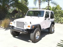 ###  Wanted Jeep TJ Wrangler  ### in 29 Palms, California