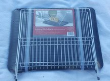 Dish Rack - Folding / Collapsible (New / Unopened) in Bartlett, Illinois