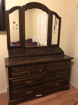 Dresser with mirror in Barstow, California