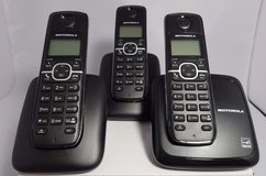 Motorola cordless phone in Denton, Texas