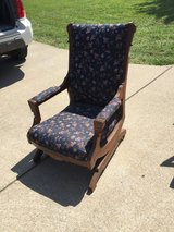 Antique rocker in Pleasant View, Tennessee