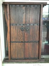 Old Chinese Door- Real wood. in Okinawa, Japan
