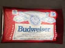 BUDWISER BEER FLAG BANNER SIGN POSTER in Okinawa, Japan