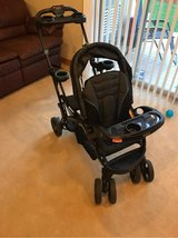 """Baby Trend """"Sit N Stand"""" double stroller in Okinawa, Japan"""