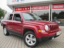 '14 Jeep Patriot Limited 4×4 Automatic in Ramstein, Germany
