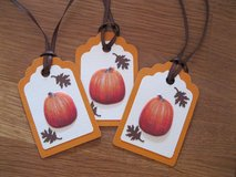 Fall - Thanksgiving Gift Tags Handmade By Me 20 Available in Ramstein, Germany