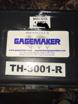Gagemaker Thread Height Gage in The Woodlands, Texas