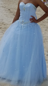prom/Special occasion dress in Plainfield, Illinois