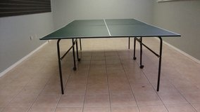 Wilson ping pong table in Lawton, Oklahoma