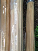 NEW!! 3 Wood Fluted Round Columns in Camp Lejeune, North Carolina