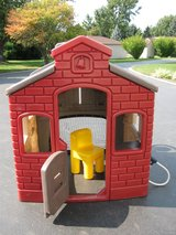 Little Tikes Town Playhouse in Orland Park, Illinois