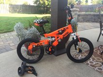 "Jeep 16"" kids bike in Yorkville, Illinois"