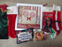 CHRISTMAS STOCKING S,PICTURE LOT in Camp Lejeune, North Carolina