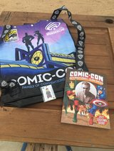 Comic Con San Diego 2017 Souvenirs in 29 Palms, California