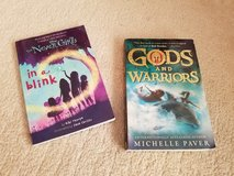God's and Warriors and Fairy Book in Oswego, Illinois