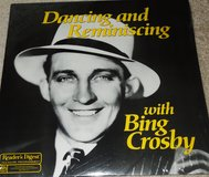 "Collectors Readers Digest ""Dancing And Reminiscing With Bing Crosby"" New-Sealed in Joliet, Illinois"
