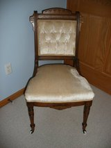 Antique Chair in Yorkville, Illinois