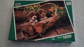 Rose Art Prestige 1000 Puzzles - Beagles - CA scenery in Westmont, Illinois