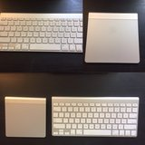 APPLE Bluetooth keyboard and Trackpad in Stuttgart, GE