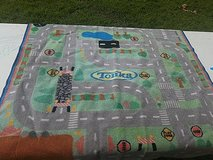 Tonka rug in Fort Campbell, Kentucky