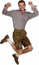 Quality men's German/Austrian made Octoberfest shirts in Fort Meade, Maryland