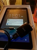 ATT tablet w home power cord in Oklahoma City, Oklahoma