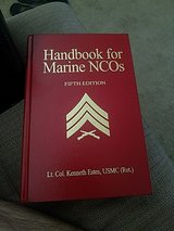 nco handbook in 29 Palms, California