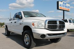 "2007 Dodge Ram 2500 SLT Quad Cab 4X4 ""Cheap Work Truck"" #TR10303 in Lexington, Kentucky"
