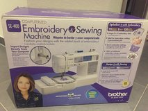 Brother Sewing/Monogramming/Embroider Machine in Ramstein, Germany