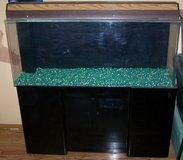 Acrylic 52.7 gallons fish tank with stand in Alamogordo, New Mexico