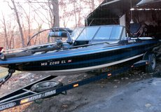 BASS BOAT FOR SALE in Fort Leonard Wood, Missouri