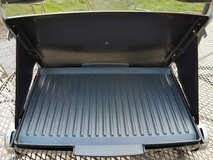 George Foreman Tailgate & Camp Portable Propane Grill in Oswego, Illinois
