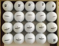 30 Bridgestone B 330 golf balls near mint condition in Oswego, Illinois