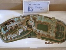 "1995 Danbury Mint Windsor Castle ""Castles of The British Monarchy in Travis AFB, California"