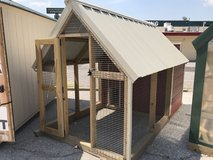 Chicken Coop in Lawton, Oklahoma
