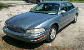 2003 Buick Park Avenue in Camp Lejeune, North Carolina