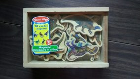 Melissa & Doug Magnetic Dinosaurs in a Box in St. Charles, Illinois