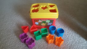 Fisher Price shape puzzle in Bartlett, Illinois