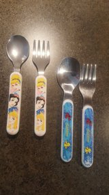 Disney Princess and Ariel Baby Spoons and Forks in Bartlett, Illinois