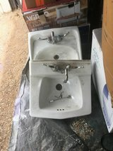Sinks in San Angelo, Texas