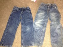 Boys Jeans Size 8 in Joliet, Illinois