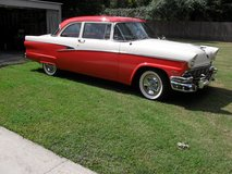 1956 FORD CUSTOMLINE SEDAN in Bellaire, Texas
