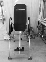 Incline back stretcher-inversion table in 29 Palms, California