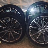 22 inch rims in Nashville, Tennessee