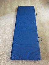 6' x 2' blue excercise, fitness, yoga mat. Exc Cond!! in Tinley Park, Illinois