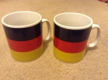 Large Germany flag coffee mug in Fort Irwin, California