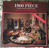 1500 Piece Christmas Puzzle in Fort Jackson, South Carolina