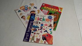 Sticker Books (Dora - Scooby Doo! - First Learning) in Chicago, Illinois